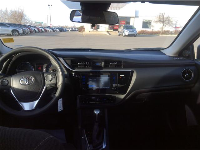 2017 Toyota Corolla LE (Stk: 6885) in Moose Jaw - Image 9 of 13