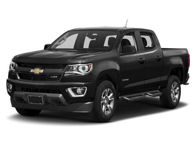 2018 Chevrolet Colorado Z71 (Stk: 144483) in Milton - Image 1 of 9