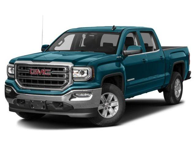 2018 GMC Sierra 1500 SLE (Stk: G8K035) in Mississauga - Image 1 of 9