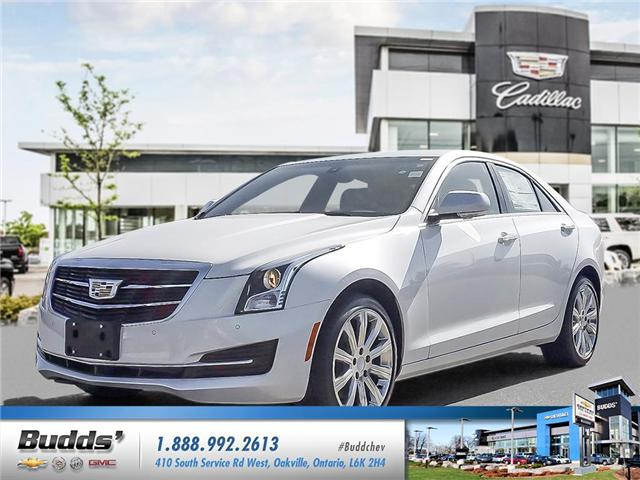 2018 Cadillac ATS 2.0L Turbo Luxury (Stk: AT8017) in Oakville - Image 1 of 25