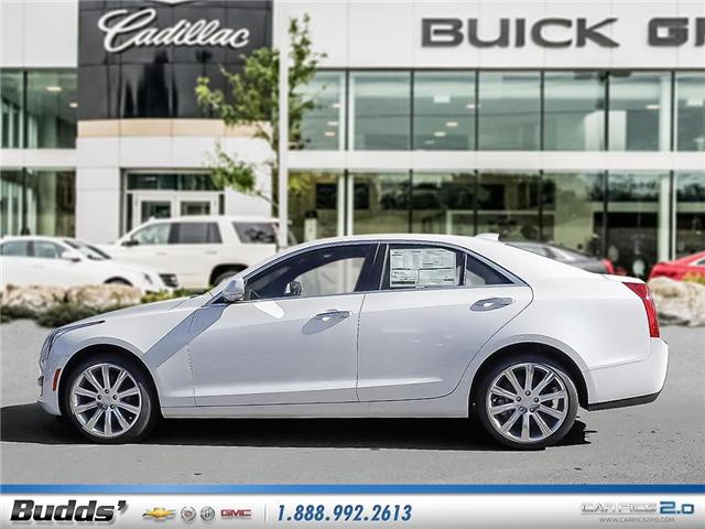 2018 Cadillac ATS 2.0L Turbo Luxury (Stk: AT8017) in Oakville - Image 2 of 25