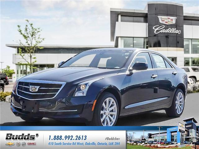 2018 Cadillac ATS 2.0L Turbo Base (Stk: AT8021) in Oakville - Image 1 of 25