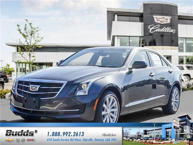 2018 Cadillac ATS 2.0L Turbo Base (Stk: AT8020) in Oakville - Image 1 of 25