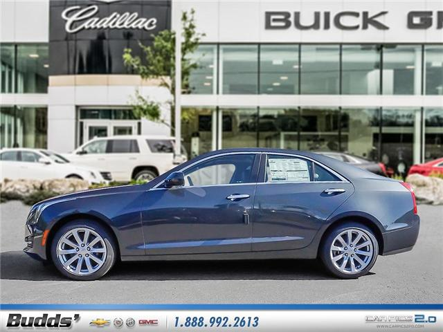 2018 Cadillac ATS 2.0L Turbo Base (Stk: AT8020) in Oakville - Image 2 of 25