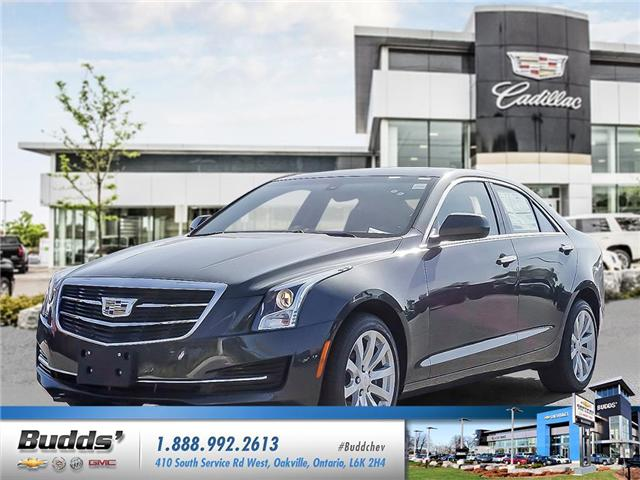 2018 Cadillac ATS 2.0L Turbo Base (Stk: AT8011) in Oakville - Image 1 of 24