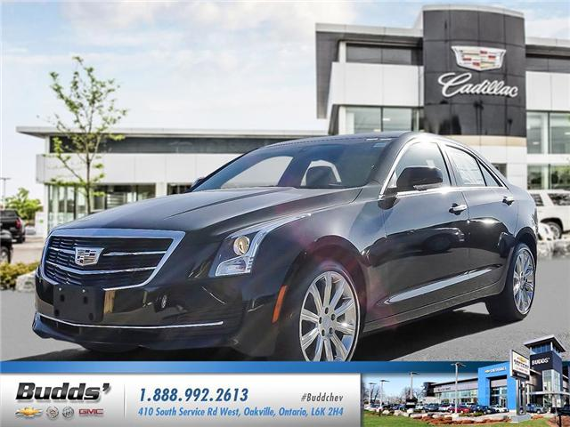 2018 Cadillac ATS 2.0L Turbo Luxury (Stk: AT8018) in Oakville - Image 1 of 24