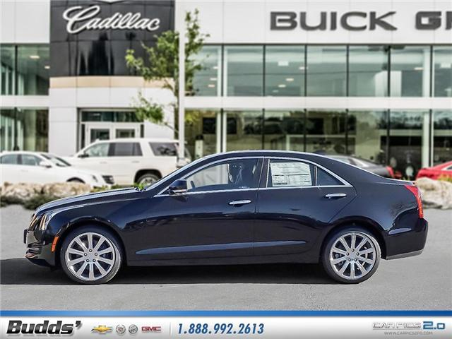 2018 Cadillac ATS 2.0L Turbo Luxury (Stk: AT8018) in Oakville - Image 2 of 24