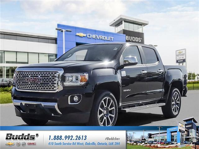 2018 GMC Canyon Denali (Stk: CY8004) in Oakville - Image 1 of 25