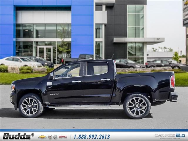 2018 GMC Canyon Denali (Stk: CY8004) in Oakville - Image 2 of 25