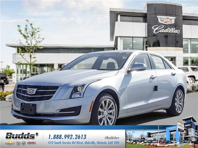 2018 Cadillac ATS 2.0L Turbo Base (Stk: AT8038) in Oakville - Image 1 of 25
