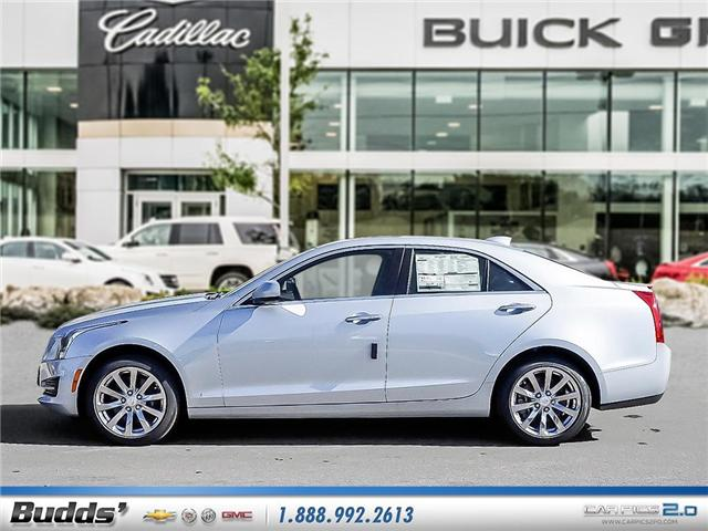 2018 Cadillac ATS 2.0L Turbo Base (Stk: AT8038) in Oakville - Image 2 of 25