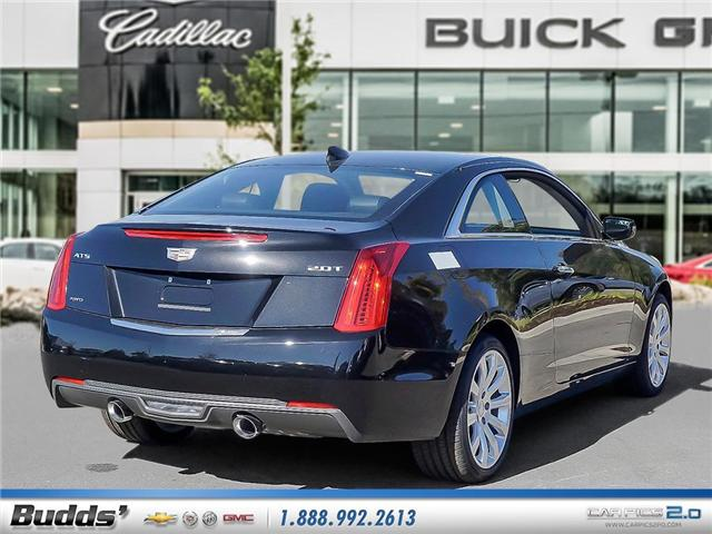 2018 Cadillac ATS 2.0L Turbo Base at $312 b/w for sale in Oakville