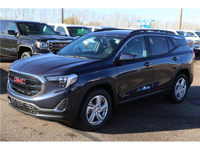 2018 GMC Terrain SLE (Stk: 157145) in Medicine Hat - Image 7 of 28