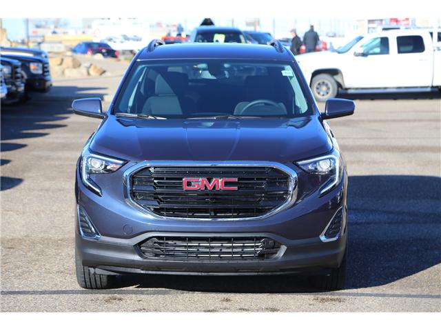 2018 GMC Terrain SLE (Stk: 157145) in Medicine Hat - Image 8 of 28