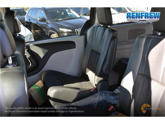 2017 Dodge Grand Caravan CVP/SXT (Stk: SLH292) in Renfrew - Image 7 of 20