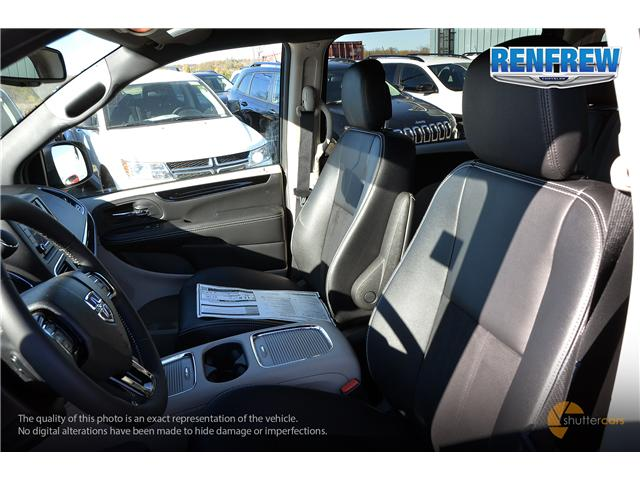 2017 Dodge Grand Caravan CVP/SXT (Stk: SLH292) in Renfrew - Image 11 of 20
