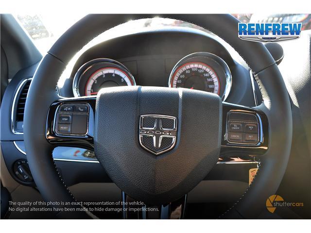 2017 Dodge Grand Caravan CVP/SXT (Stk: SLH292) in Renfrew - Image 12 of 20