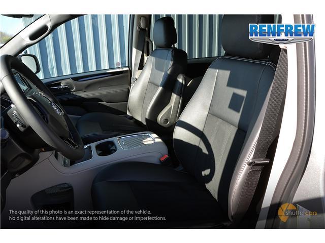2017 Dodge Grand Caravan CVP/SXT (Stk: SLH293) in Renfrew - Image 12 of 20
