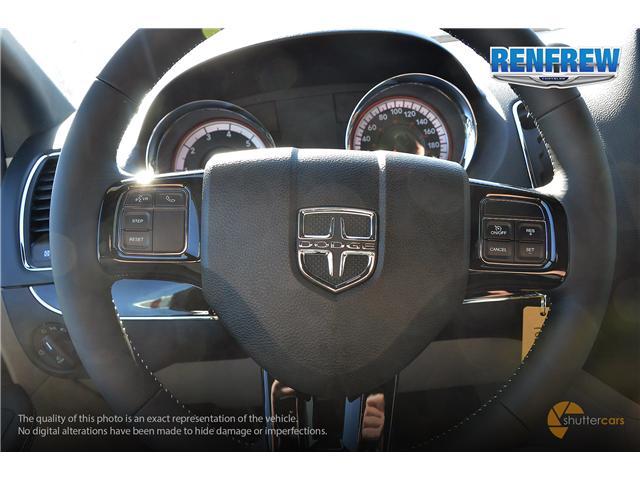 2017 Dodge Grand Caravan CVP/SXT (Stk: SLH293) in Renfrew - Image 13 of 20