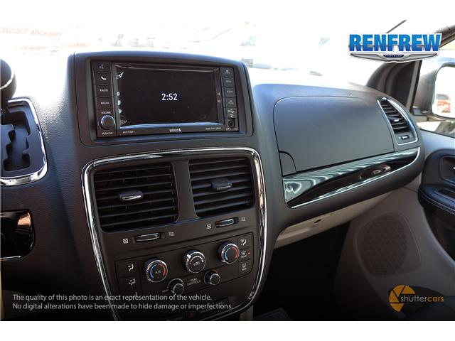 2017 Dodge Grand Caravan CVP/SXT (Stk: SLH293) in Renfrew - Image 15 of 20