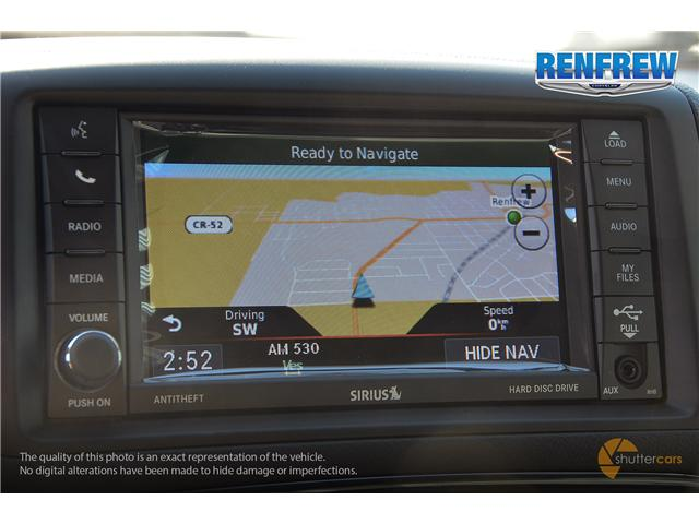 2017 Dodge Grand Caravan CVP/SXT (Stk: SLH293) in Renfrew - Image 18 of 20
