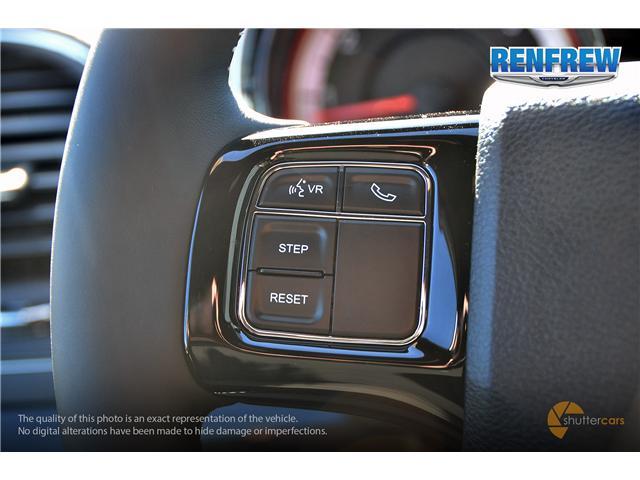 2017 Dodge Grand Caravan CVP/SXT (Stk: SLH293) in Renfrew - Image 20 of 20