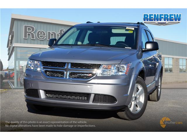 2018 Dodge Journey CVP/SE (Stk: J031) in Renfrew - Image 1 of 20