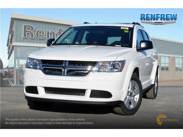 2018 Dodge Journey CVP/SE (Stk: J032) in Renfrew - Image 1 of 20