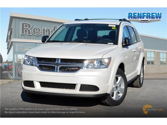 2018 Dodge Journey CVP/SE (Stk: J035) in Renfrew - Image 1 of 20