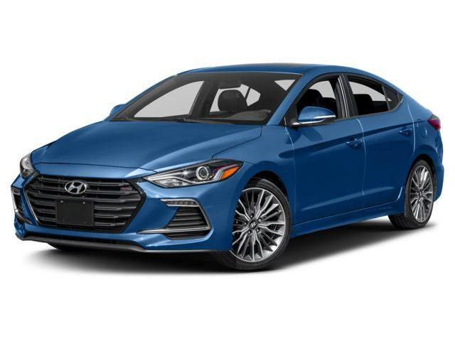 2018 Hyundai Elantra Sport (Stk: 548362) in Whitby - Image 1 of 9