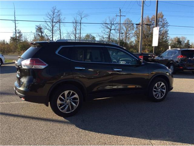 2014 Nissan Rogue SL (Stk: 17-337A) in Smiths Falls - Image 4 of 13