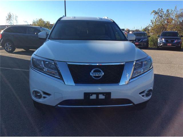 2013 Nissan Pathfinder Platinum (Stk: 17-488A) in Smiths Falls - Image 6 of 13