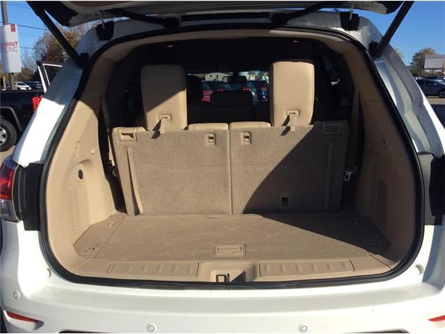 2013 Nissan Pathfinder Platinum (Stk: 17-488A) in Smiths Falls - Image 12 of 13