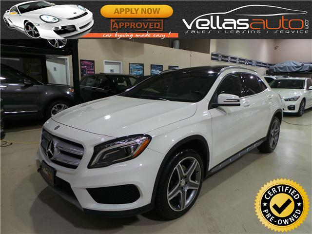 2015 Mercedes-Benz GLA-Class  (Stk: NP4991) in Vaughan - Image 1 of 27