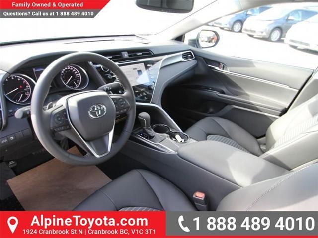2018 Toyota Camry  (Stk: U009520) in Cranbrook - Image 9 of 21