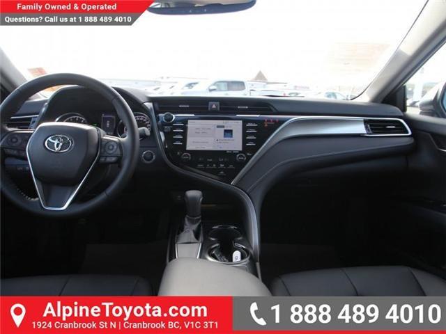 2018 Toyota Camry  (Stk: U009520) in Cranbrook - Image 10 of 21