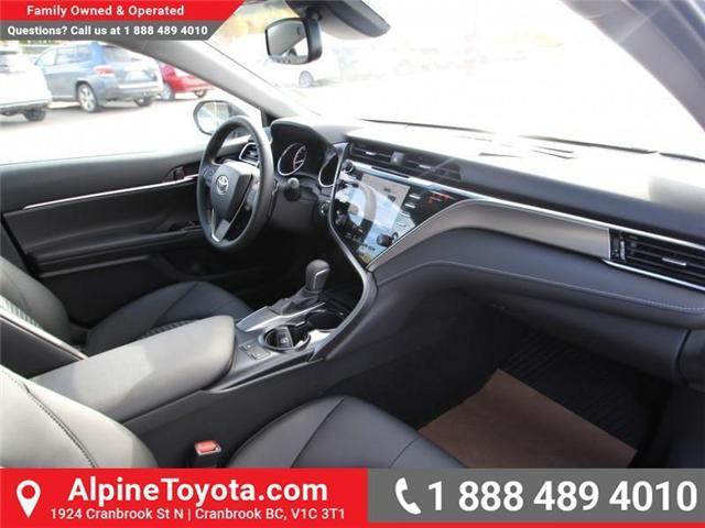 2018 Toyota Camry  (Stk: U009520) in Cranbrook - Image 11 of 21