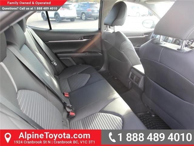 2018 Toyota Camry  (Stk: U009520) in Cranbrook - Image 12 of 21