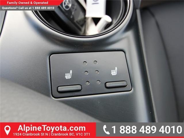 2018 Toyota Camry  (Stk: U009520) in Cranbrook - Image 15 of 21