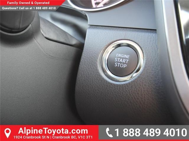 2018 Toyota Camry  (Stk: U009520) in Cranbrook - Image 16 of 21