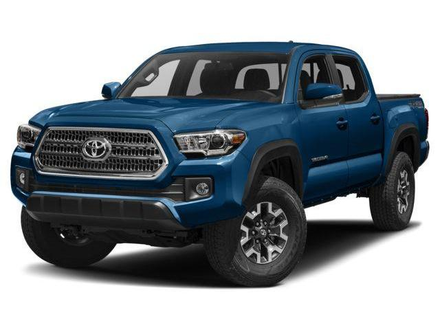 2017 Toyota Tacoma TRD Off Road (Stk: 17507) in Walkerton - Image 1 of 9