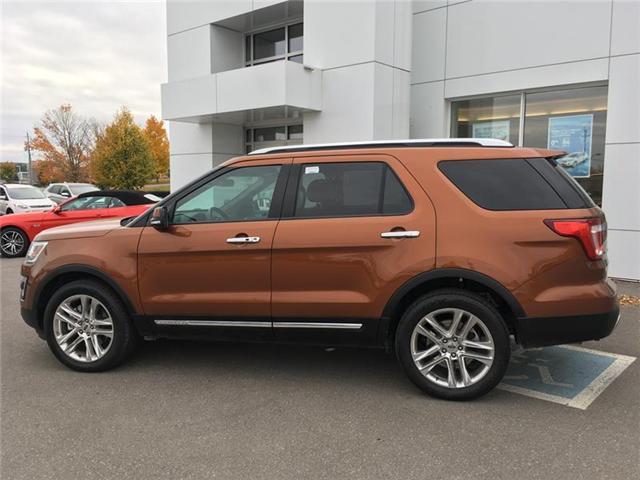 2017 Ford Explorer Limited (Stk: P967) in Uxbridge - Image 2 of 8