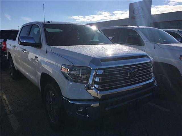 2018 Toyota Tundra Platinum 5.7L V8 (Stk: 8TN100) in Georgetown - Image 3 of 5