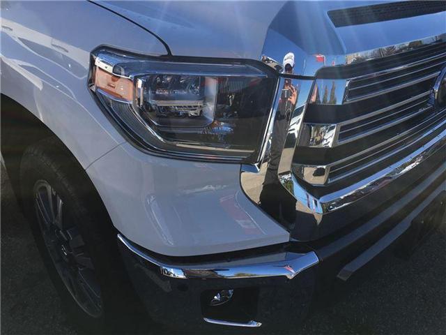 2018 Toyota Tundra Platinum 5.7L V8 (Stk: 8TN100) in Georgetown - Image 4 of 5
