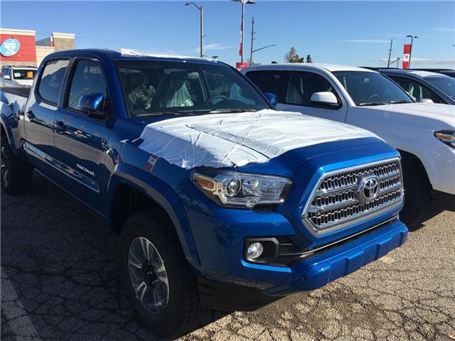2017 Toyota Tacoma SR5 V6 (Stk: 7TA1155) in Georgetown - Image 3 of 5