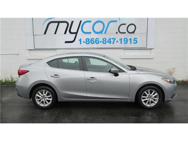 2015 Mazda Mazda3 GS (Stk: 171494) in Kingston - Image 2 of 12