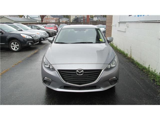 2015 Mazda Mazda3 GS (Stk: 171494) in Kingston - Image 1 of 12