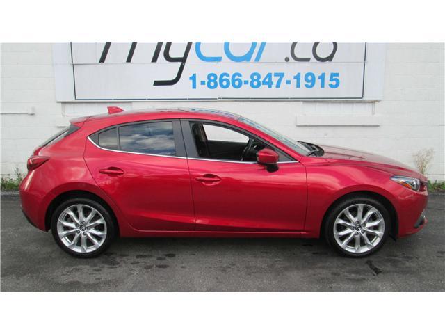 2015 Mazda Mazda3 GT (Stk: 171521) in Kingston - Image 1 of 14