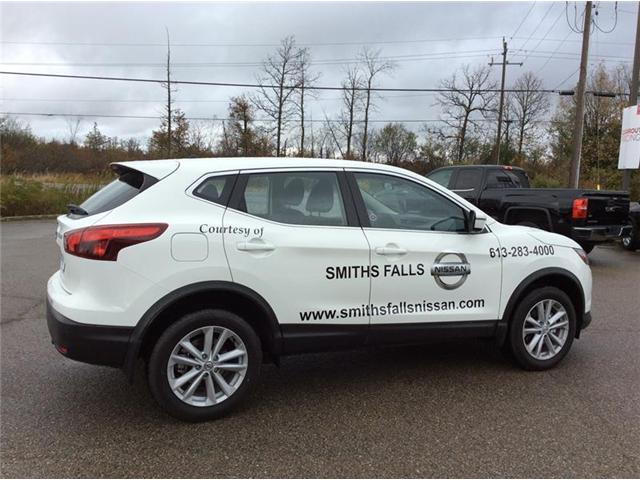 2017 Nissan Qashqai S (Stk: 17-478) in Smiths Falls - Image 4 of 13