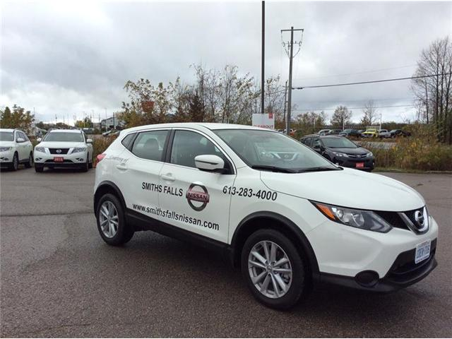 2017 Nissan Qashqai S (Stk: 17-478) in Smiths Falls - Image 11 of 13